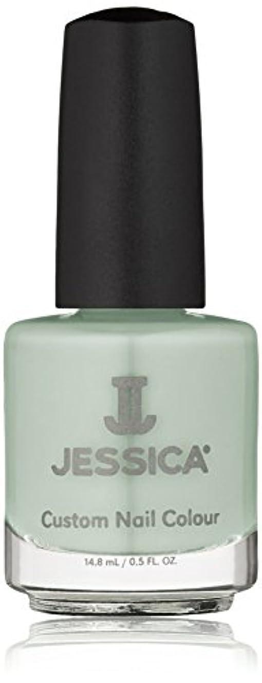 必要性バンケット動物園Jessica Nail Lacquer - Mint Blossoms - 15ml / 0.5oz