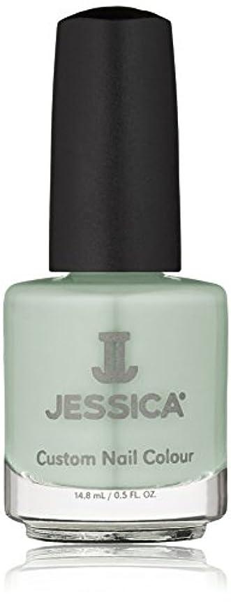 Jessica Nail Lacquer - Mint Blossoms - 15ml / 0.5oz
