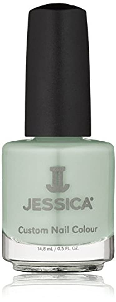 叱る起点撃退するJessica Nail Lacquer - Mint Blossoms - 15ml / 0.5oz