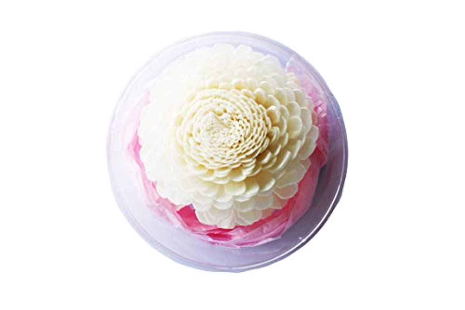 食料品店うまくいけばねばねばMAYA フラワーディフューザー ソラフラワー スイートジャスミン (8cm) |Aroma Flower Diffuser Sola Flower - Sweet Jasmine