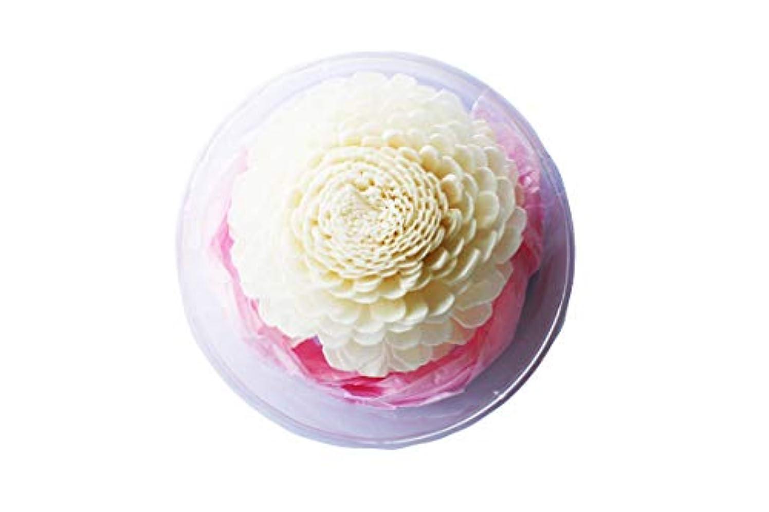 改善敬意を表して行くMAYA フラワーディフューザー ソラフラワー スイートジャスミン (8cm) |Aroma Flower Diffuser Sola Flower - Sweet Jasmine