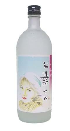 安藤米穀店 福島県≪赤紫蘇 焼酎≫ お葉さん 720ml