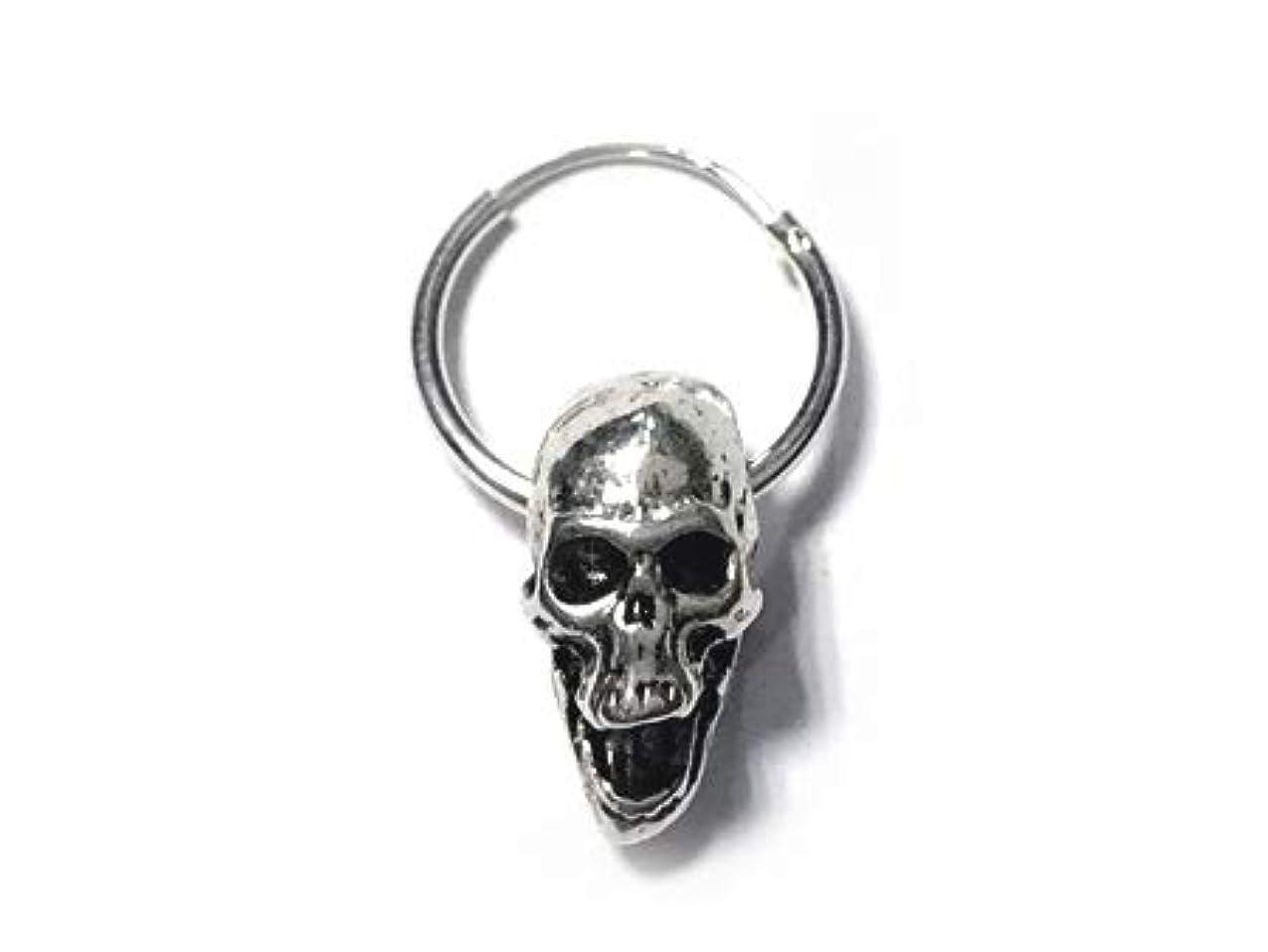 カードスロー忠実にScreaming Skull Small Hoop(スクリーミングスカルスモールフープ)