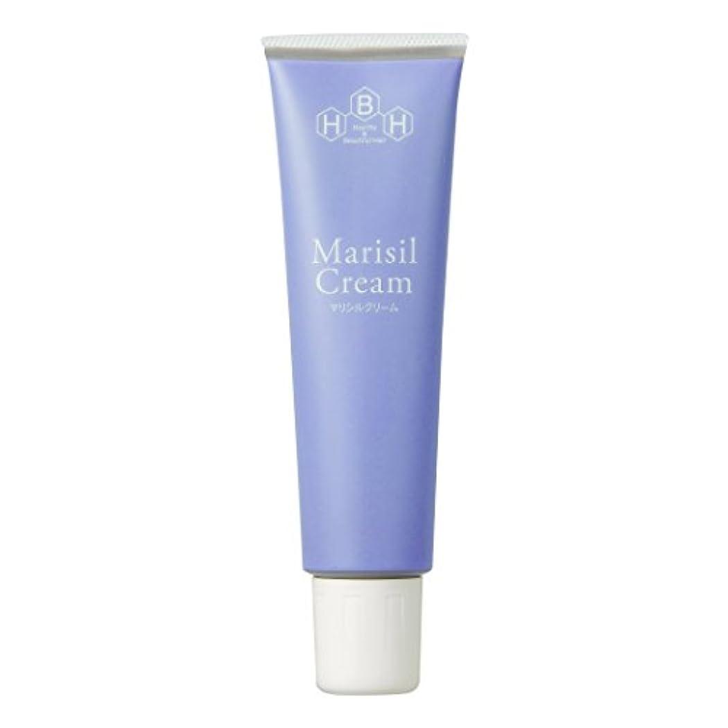 (リーブ21)マリシルクリーム 150g 育毛 発毛 洗い流す トリートメント マッサージ