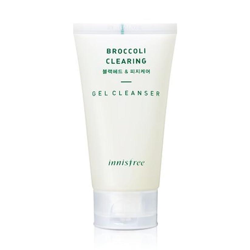 灌漑トロピカル反映する[innisfree(イニスフリー)] Super food_ Broccoli clearing gel cleanser (100ml) スーパーフード_ブロッコリークリアリングジェルクルレンジョ[並行輸入品][海外直送品]