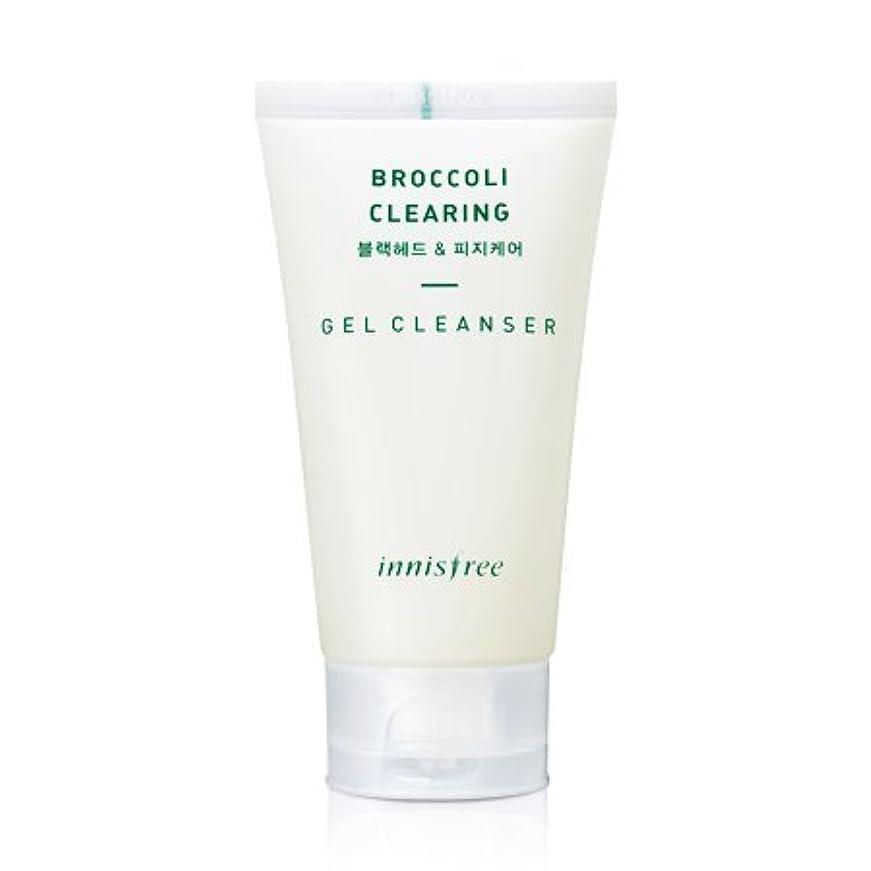 そのような親指テレマコス[innisfree(イニスフリー)] Super food_ Broccoli clearing gel cleanser (100ml) スーパーフード_ブロッコリークリアリングジェルクルレンジョ[並行輸入品][海外直送品]