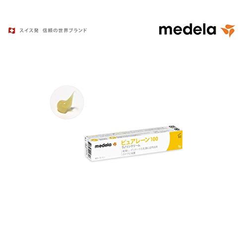 『メデラ Medela 乳頭保護クリーム ピュアレーン100 7g 天然ラノリン 100%』の1枚目の画像