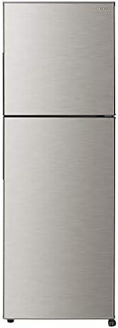 シャープ 冷蔵庫(幅54.5cm) 225L 右開き 2ドア SJ-D23E-S