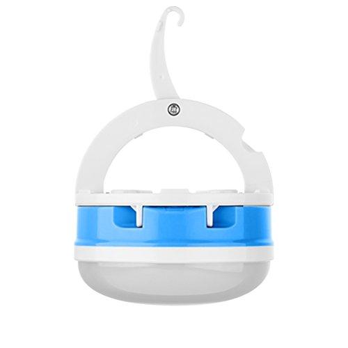 Tenfel LEDランタン USB充電式 キャンプライト3...
