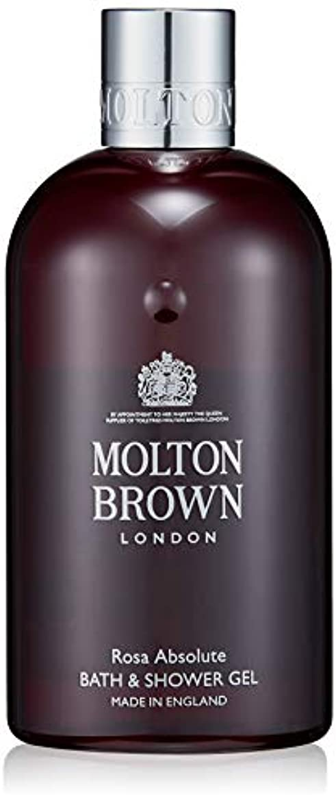 バケット密度ベリーMOLTON BROWN(モルトンブラウン) ローザ コレクションRA バス&シャワージェル ボディソープ 300ml