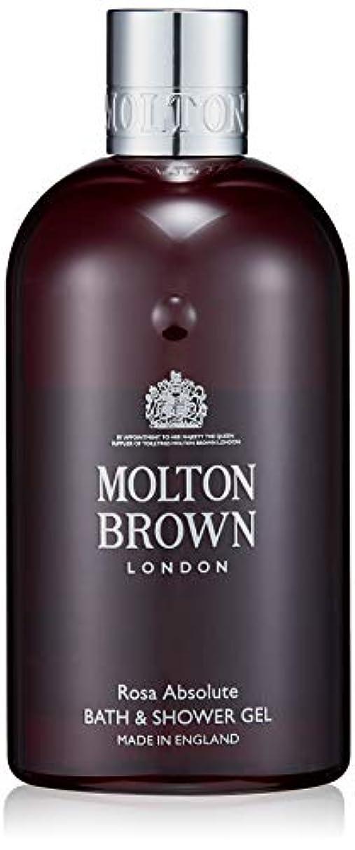 アスレチック予防接種する電池MOLTON BROWN(モルトンブラウン) ローザ コレクションRA バス&シャワージェル  300ml