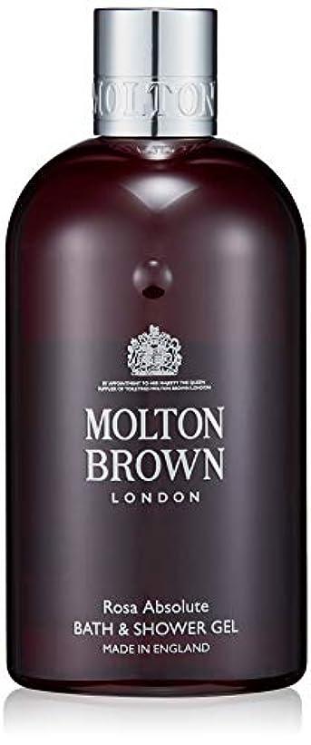 ゴールド参加者電極MOLTON BROWN(モルトンブラウン) ローザ コレクションRA バス&シャワージェル  300ml