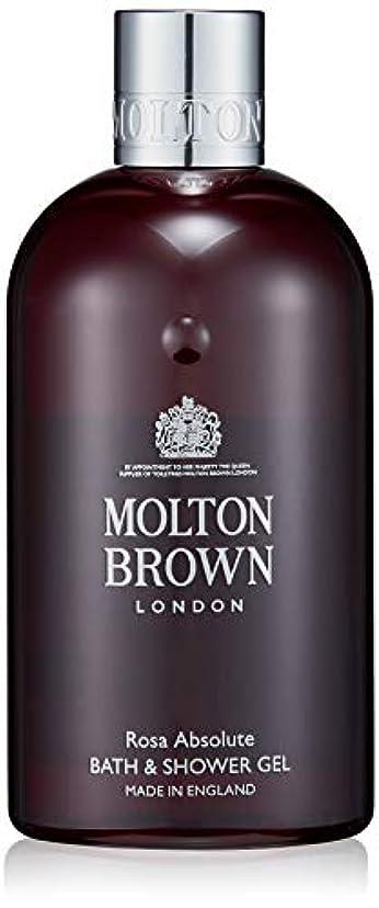 異形幽霊名目上のMOLTON BROWN(モルトンブラウン) ローザ コレクションRA バス&シャワージェル ボディソープ 300ml
