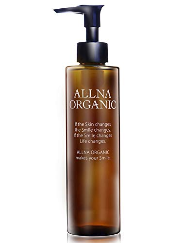 オイル クレンジング オルナ オーガニック 200ml 「 お風呂場での メイク落としに 」「 洗顔 にも 使える 」「 コラーゲン ヒアルロン酸 ビタミンC誘導体 配合 日本製 」