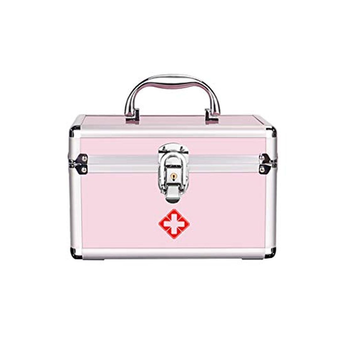 キウイスポークスマンデッキKKYY 救急箱医療箱キャリングハンドル、アルミニウム、救急医療キャビネット、内務省、家庭用救急箱
