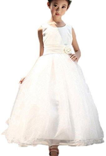 (ラボーグ)La vogue 子供ドレス 女の子 キッズフォーマルドレス 子どもロングドレス お姫様...