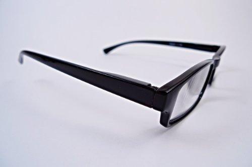 BEGLAD(ビグラッド)ケース付老眼鏡 BGT1009BK シンプルなデザインでスタイリッシュ