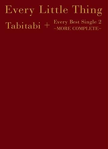 [画像:Tabitabi + Every Best Single 2 〜MORE COMPLETE〜(6CD+2DVD+2BD)(撮りおろしフォトブック付)(数量生産限定盤)]