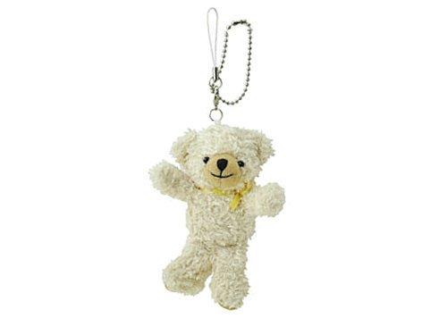 [해외]쿳삐베아 스트랩 열쇠 고리 샌드 베이지 L5870506/Kuppi Bear Strap Key Chain Sand Beige L 5870506