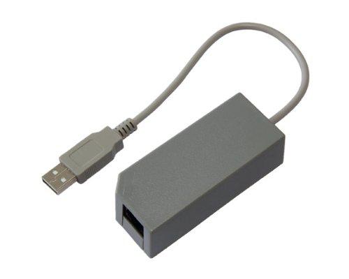 任天堂 Wii U / Wii 共用 LAN ADAPTER...