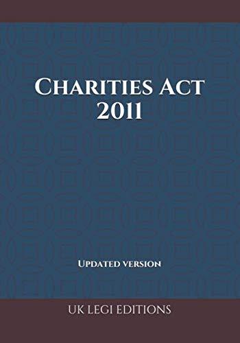 [画像:Charities Act 2011: Updated version]