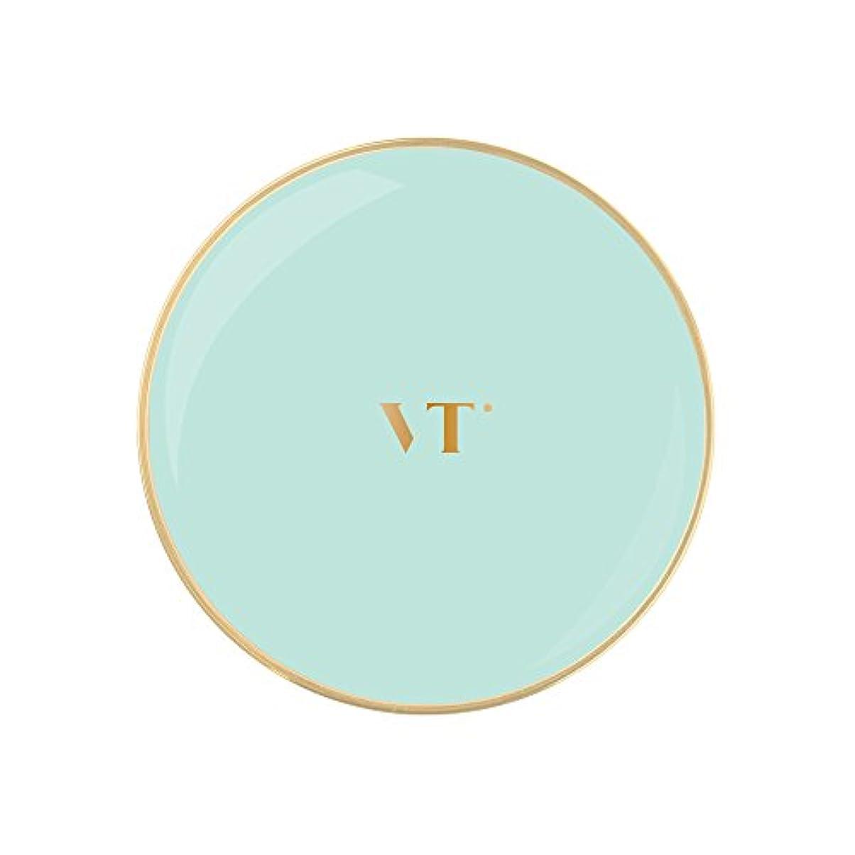 基準大腿動くVT Blue Collagen Pact 11g/ブイティー ブルー コラーゲン パクト 11g (#21) [並行輸入品]