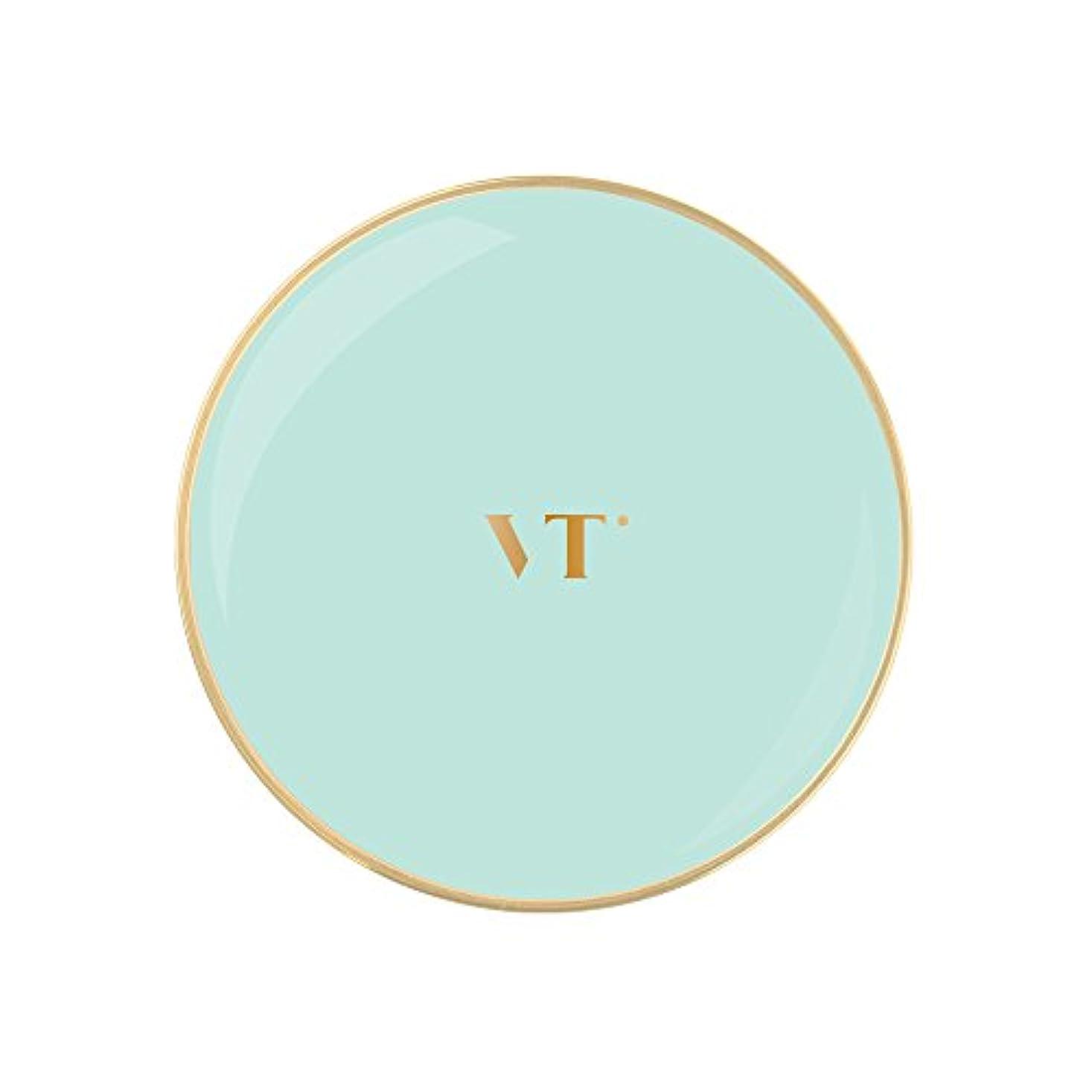 笑い目に見える排除するVT Blue Collagen Pact 11g/ブイティー ブルー コラーゲン パクト 11g (#21) [並行輸入品]