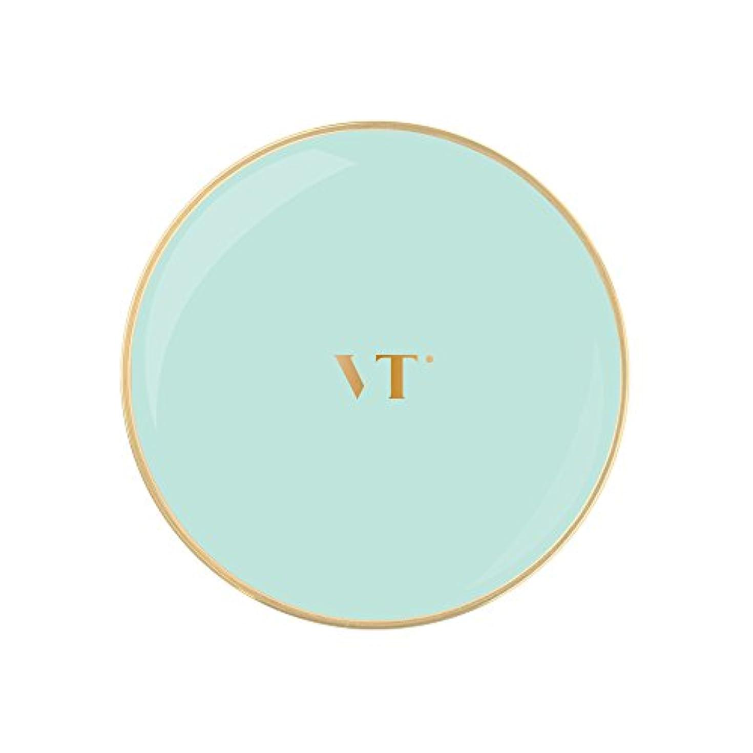 限りなくくしゃくしゃ胚VT Blue Collagen Pact 11g/ブイティー ブルー コラーゲン パクト 11g (#21) [並行輸入品]