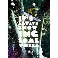 【スノーボード DVD】 It's Always Snowing Somewhere (イッツ・オールウェイス゛・スノーインク゛・サムウェア) 日本語字幕付