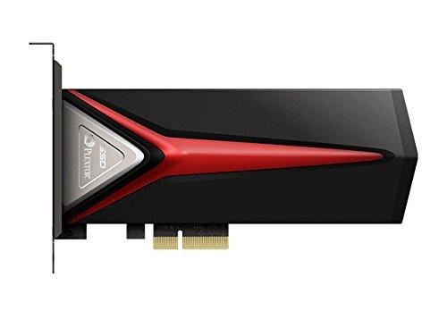 PLEXTOR M8Pe PX-512M8PeY 512GB PCI Express 3.0 x4接続SSD 接続方式 PCIe Gen 3 x4 with NVM Express