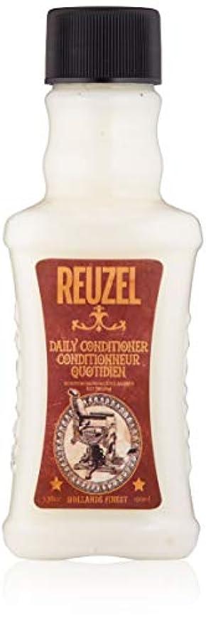 政府郵便洪水REUZEL INC Reuzelデイリーコンディショナー、3.38オンス 0.4