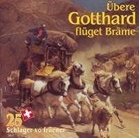 Uebere Gotthard Fluege