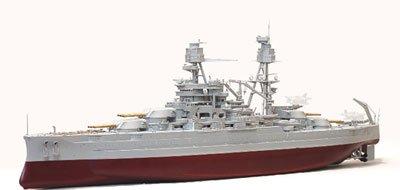 フジミ模型 1/200 艦船 アメリカ海軍 BB-39 アリゾナ