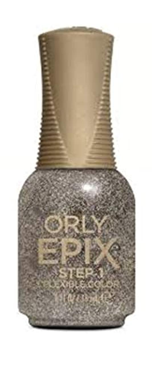 ラテン教師の日品揃えOrly Epix Flexible Color Lacquer - Party in the Hills - 0.6oz / 18ml