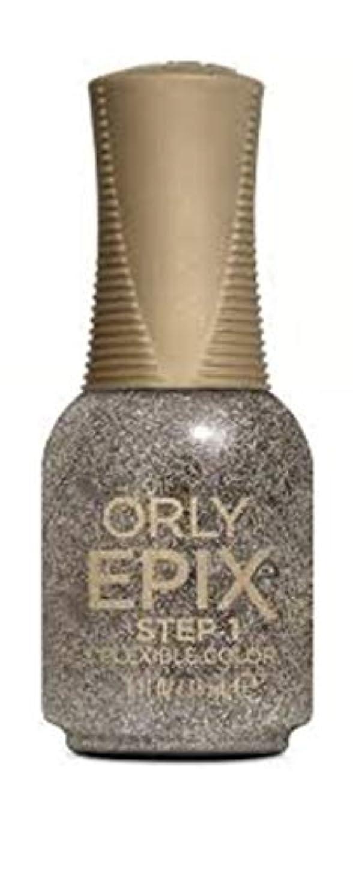 八百屋言い換えるとオープニングOrly Epix Flexible Color Lacquer - Party in the Hills - 0.6oz / 18ml