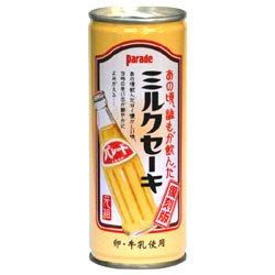 宝積飲料 パレード ミルクセーキ 245g 缶×30本
