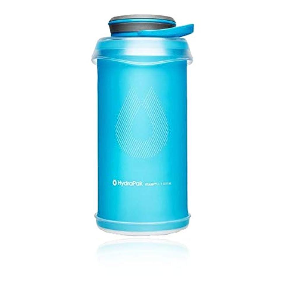 全滅させるエステートスパイラルHydrapak (ハイドラパック) スタッシュ1L(1000ml)(折り畳み式ボトル)