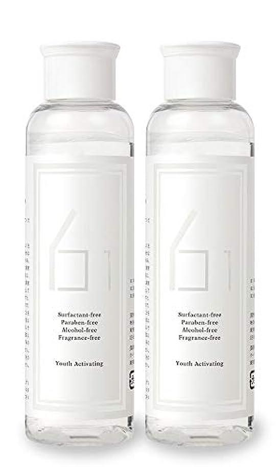 オーク配列入植者61 (ロクイチ) 化粧水 乳酸菌 H61 配合 150ml (2本セット) 1本あたり3,240円