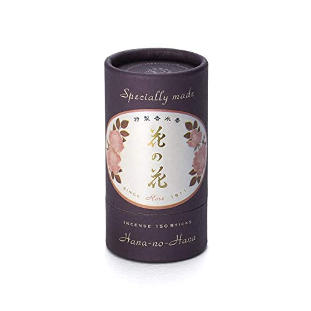 おいしいクレジット普通の日本香堂 特製 花の花 ばら スティック150本入