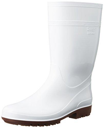 ミドリ安全 ハイグリップ長靴 30cm ホワイト HG200...