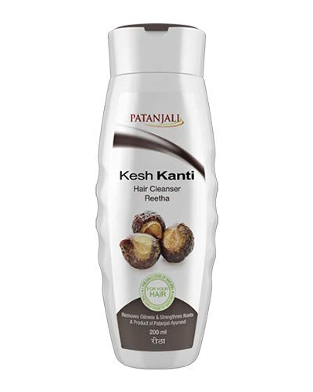 アクセシブルペダルジュラシックパークPatanjali Kesh Kanti Reetha Hair Cleanser Shampoo, 200ml
