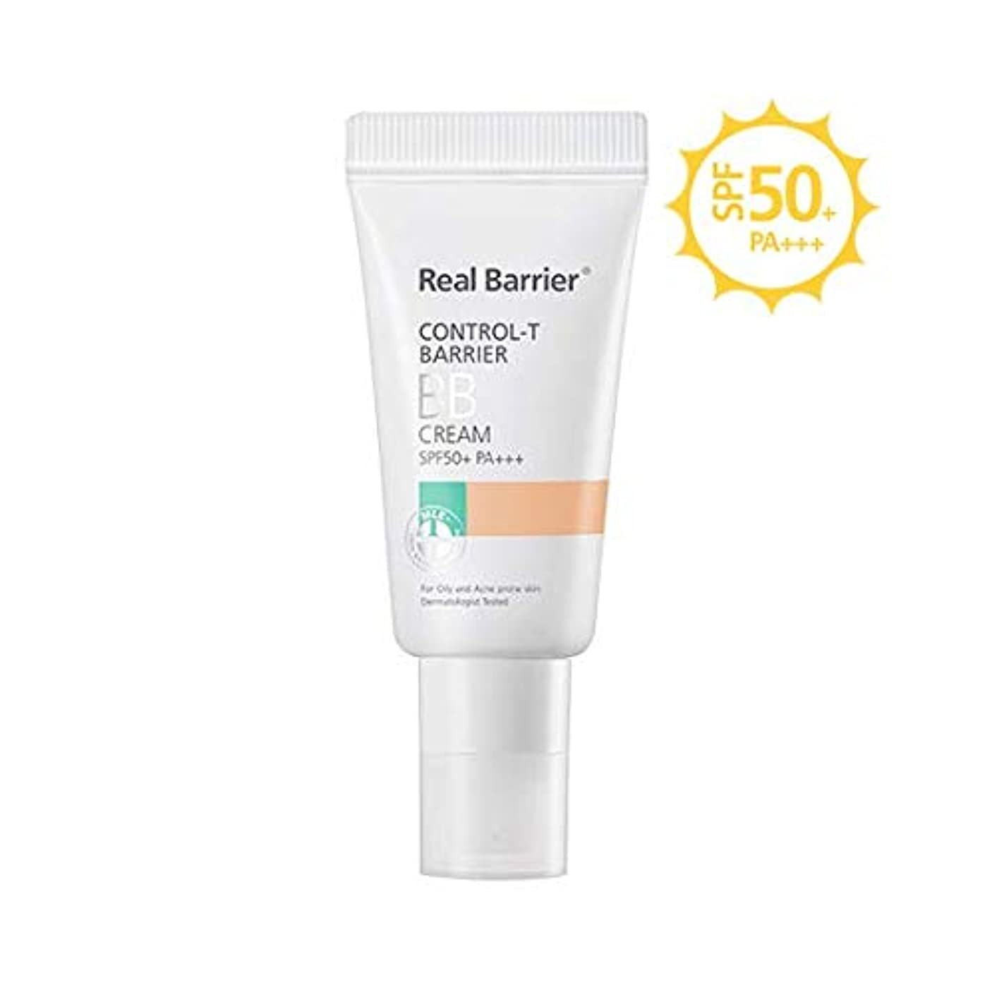 ATOPALM Real Barrier リアルバリアコントロール-TバリアBBクリームSPF50 + PA +++ 50ml / REAL BARIER CONTROL-T BARRIER BB CREAM 50ml...