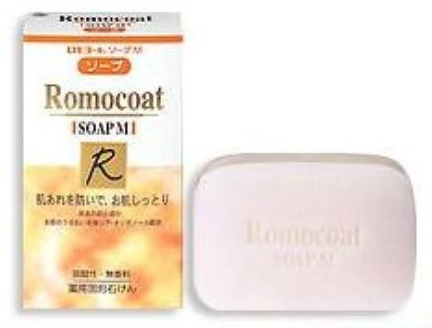 嘆く毎日君主ロモコートソープM (60g) x2個組