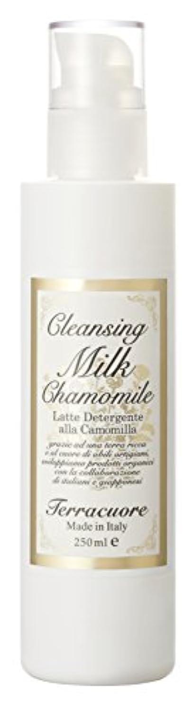 レビュアーアーサー乳白テラクオーレ カモミール クレンジングミルク ビッグボトル TCS057