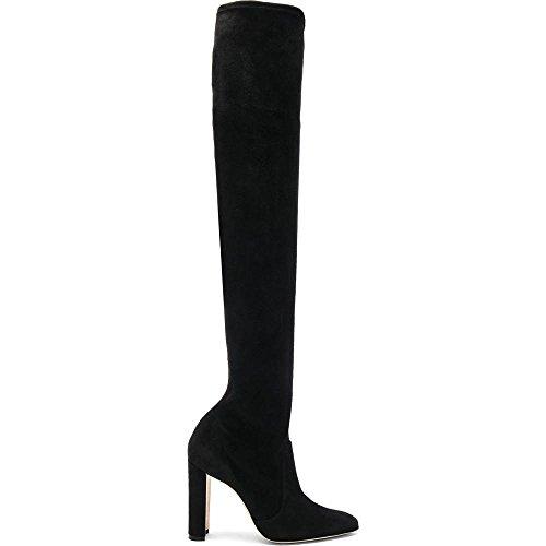 (マノロブラニク) Manolo Blahnik レディース シューズ・靴 ブーツ Suede Pascalla Boots [並行輸入品]