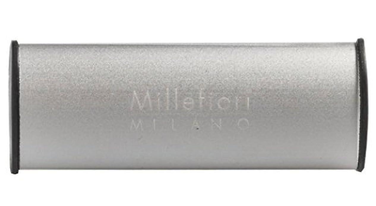 激怒泥沼効率Millefiori カーエアーフレッシュナー シルバー シルバースピリット CDIF-A-008