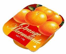 オレンジマーマレード 14g×40個 【冷蔵】雪印メグミルク(1箱)