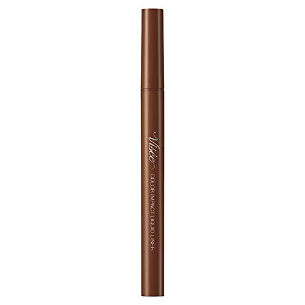 リズミカルなペン充電ヴィセ リシェ カラーインパクト リキッドライナー