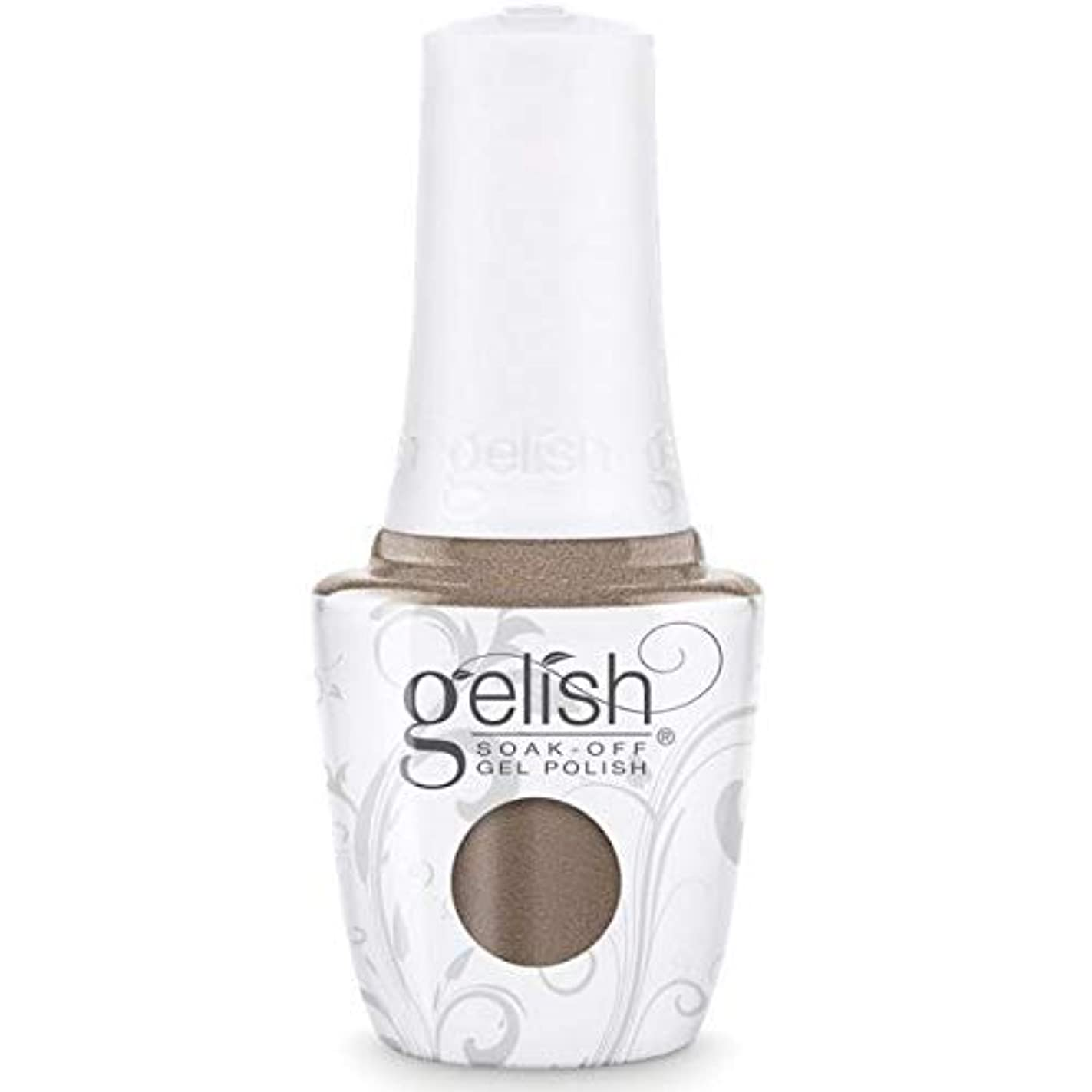 交換可能コンクリートチャレンジGelish Soak-Off Gel - African Safari Collection - Are You Lion To Me? - 15 ml/05 oz