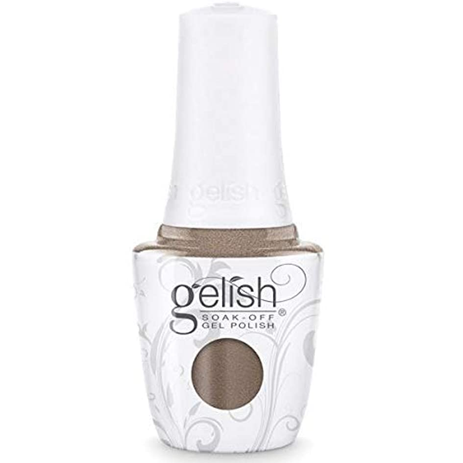 不承認修正仮定Gelish Soak-Off Gel - African Safari Collection - Are You Lion To Me? - 15 ml/05 oz